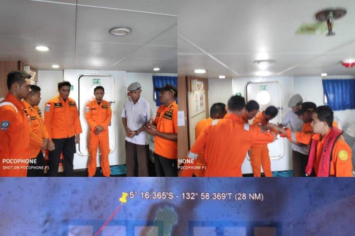 Tim sar Ambon cari nelayan long boat hilang kontak