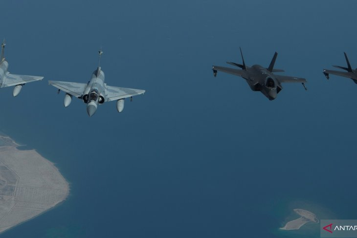 Pesawat tempur F-16 milik Belgia jatuh di Prancis, kedua pilot selamat
