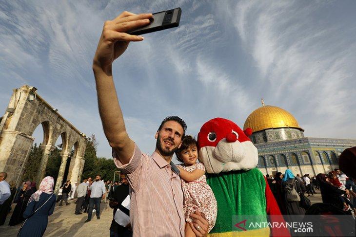 Organisasi Islam serukan kehadiran Palestina di  Masjid Al-Aqsha