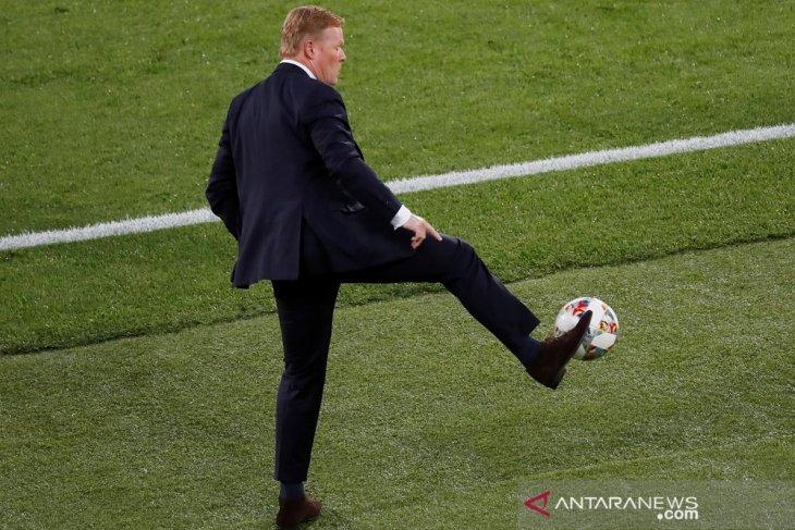 Pelatih Belanda Koeman siapkan rumus jitu hentikan Portugal dan Ronaldo