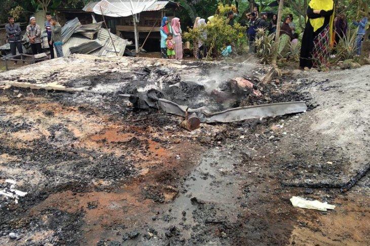 Seorang remaja meninggal dunia dalam kebakaran di Bener Meriah