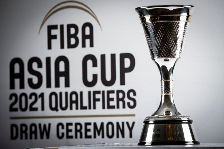 Indonesia di Grup A Kualifikasi Piala FIBA Asia