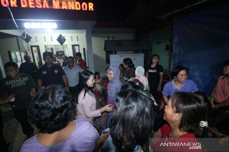 268 families evacuate due to flood in W Kalimantan