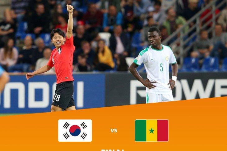 Korsel maju ke babak semifinal Piala Dunia U20