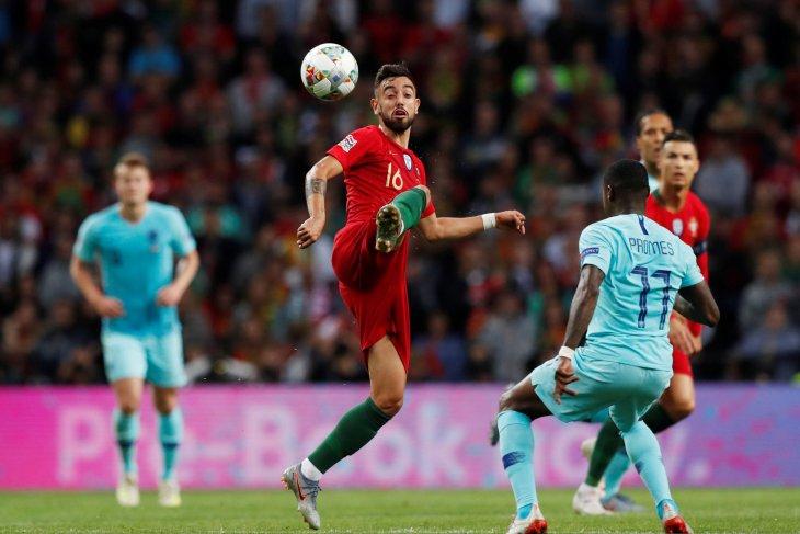 Manchester United bimbang boyong Bruno Fernandes