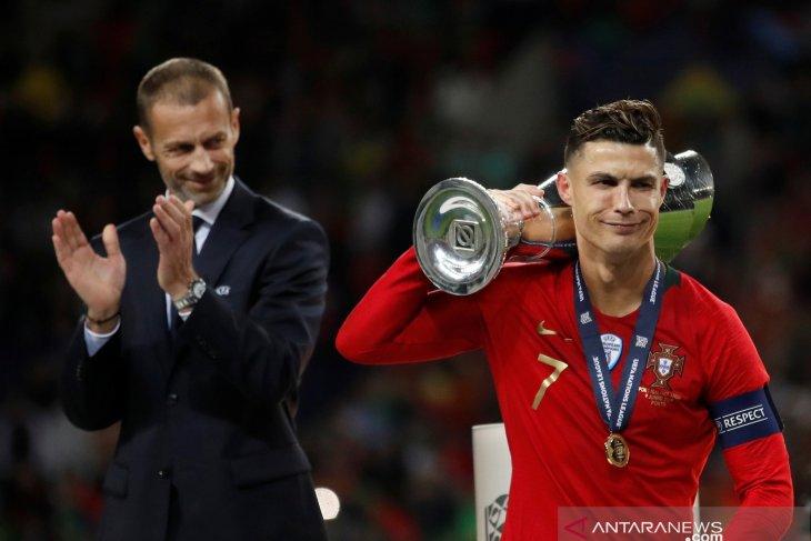 Musim ini, bisa jadi capaian prestasi terbaik Cristiano Ronaldo