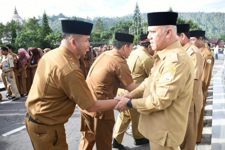 Bupati:  Kinerja ASN Aceh Tengah harus lebih baik usai libur Lebaran