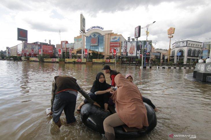 BMKG sebut curah hujan tinggi berpotensi hingga 15 Juni