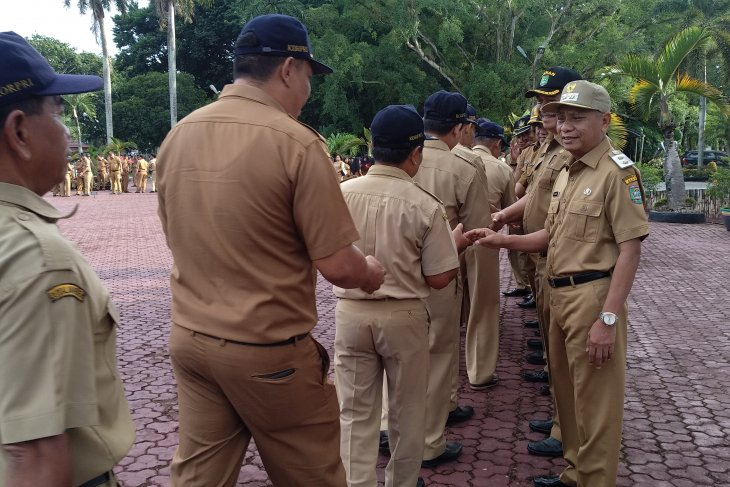 ASN Asahan diminta tetap bekerja sesuai visi dan misi