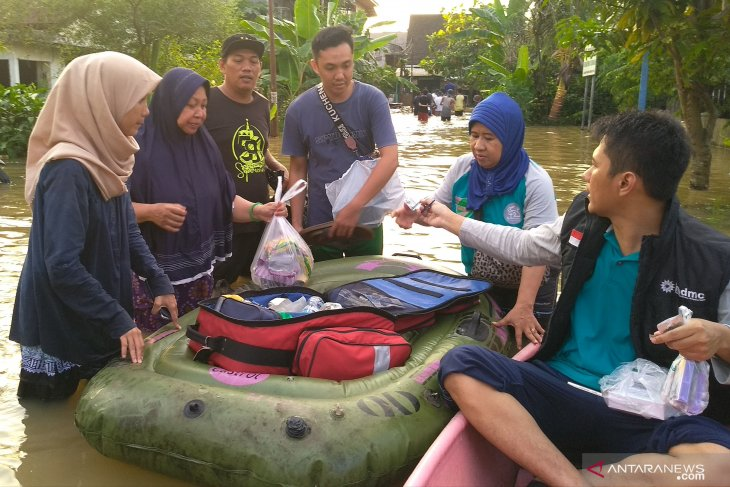 GMSS-SKM turunkan tim medis bagi korban banjir