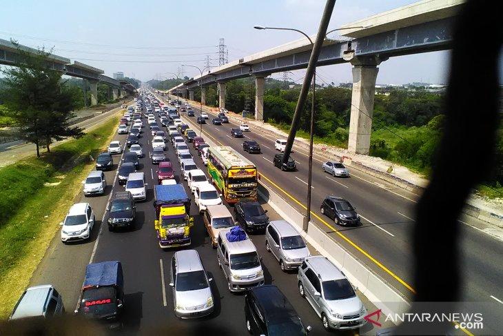 Jasa Marga catat rekor tertinggi pelayanan lalu lintas arus balik Lebaran
