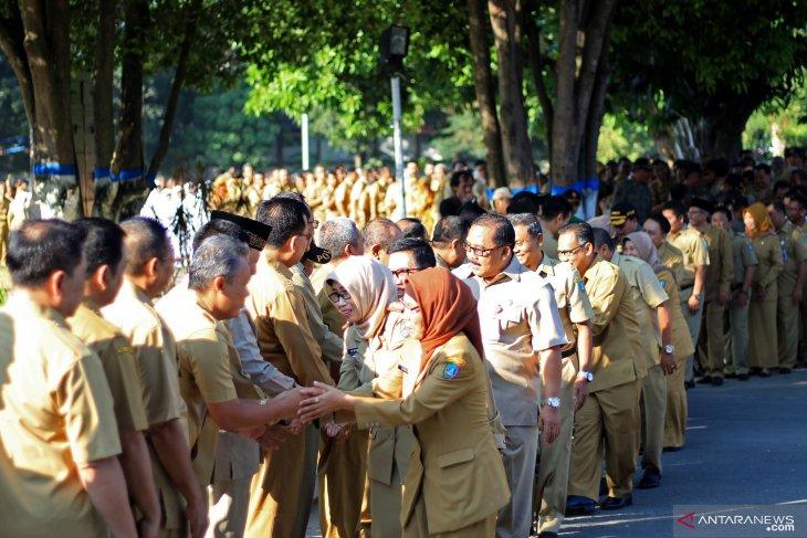 Sekda tekankan ASN Banten  bersih dan profesional