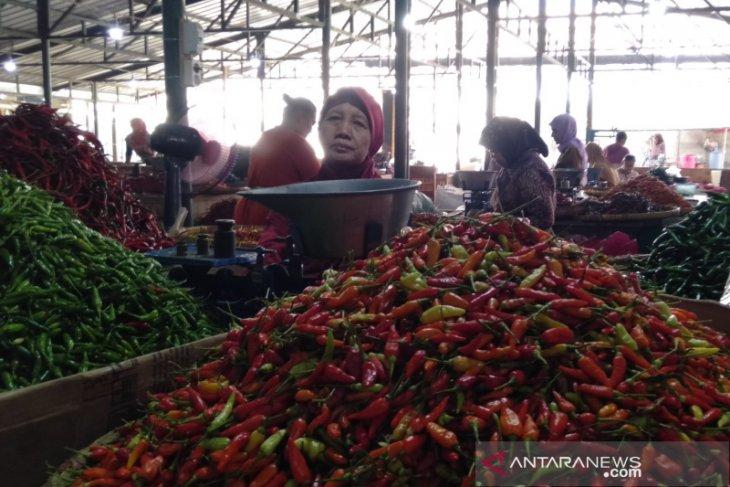 Harga sejumlah komoditas holtikultura di Gorontalo naik
