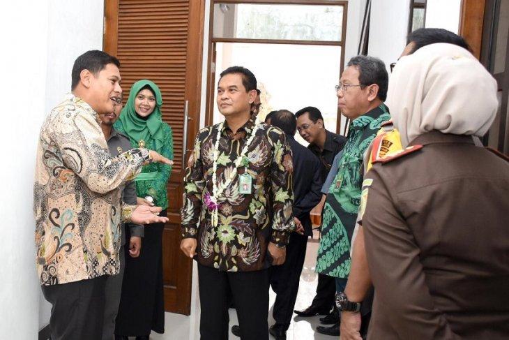 Wali Kota : Gedung baru PN Kediri sangat bersejarah