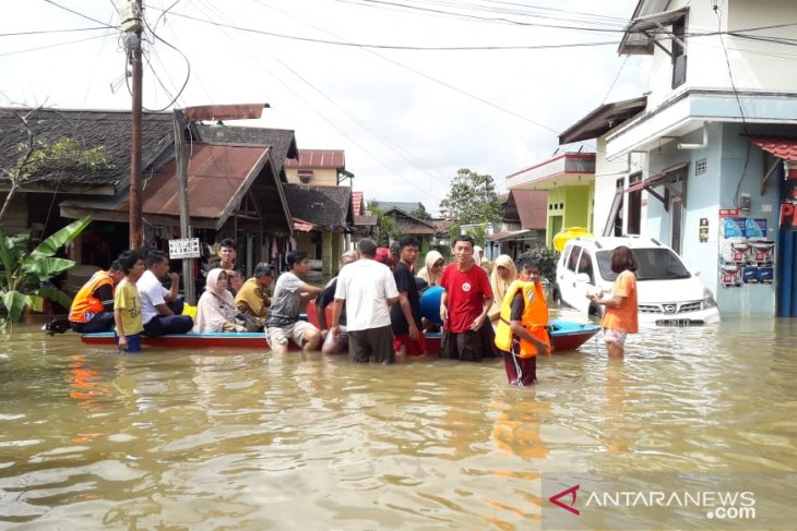 Legislator: atasi banjir Samarinda dengan normalisasi sungai