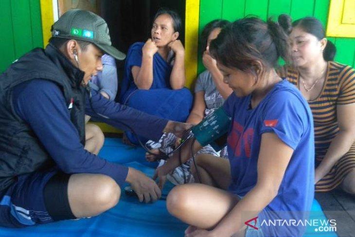 Cek Kesehatan Warga Terdampak Banjir Samarinda