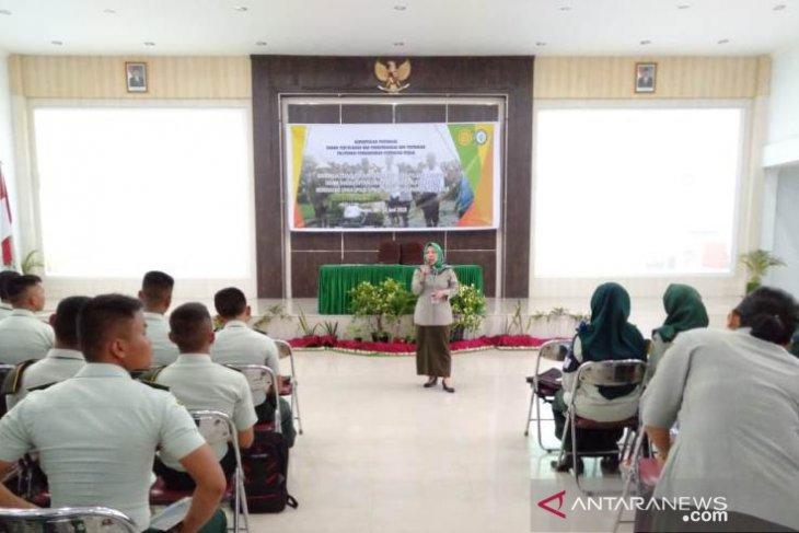 Mahasiswa Polbangtan Medan  Bimtek mendukung Upsus Swasembada pangan Sumut