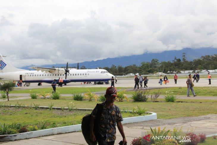 Transportation minister ascertains Wamena airport safe for aviation