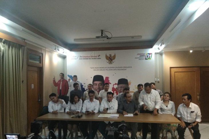 Jokowi-Ma'ruf Amin berikan kuasa kepada 33 advokat