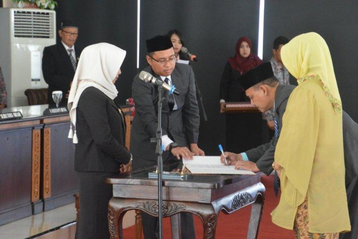 Wali Kota Mojokerto mutasi sejumlah pejabat