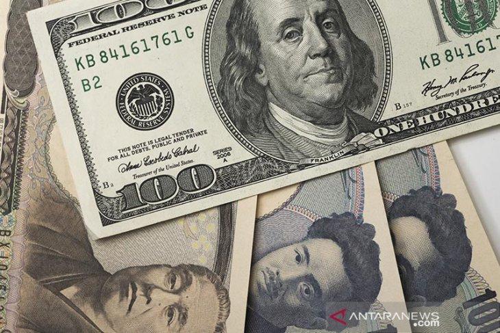 Dolar AS di Tokyo diperdagangkan di paruh  bawah 107 yen