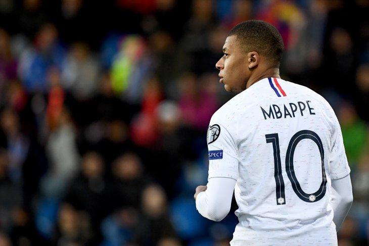 Mbappe tutup kemungkinan  pindah ke Real Madrid
