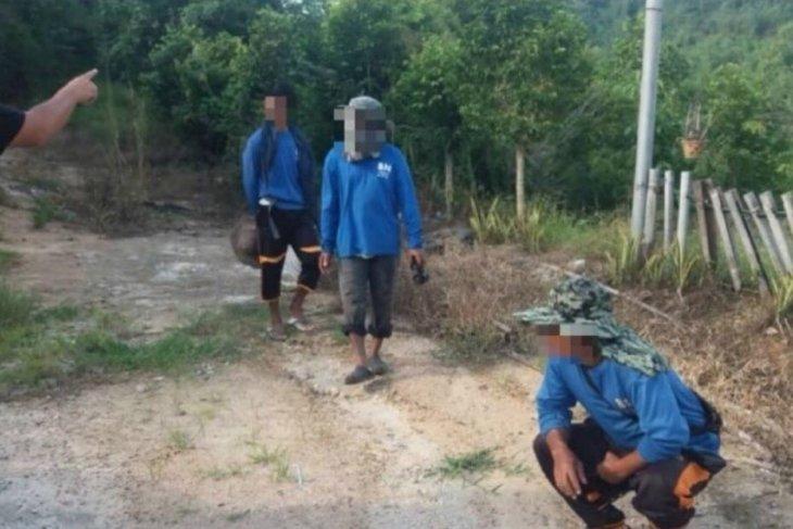 WNI ditahan di  Kedah