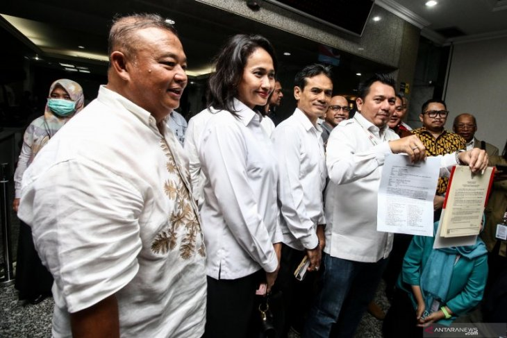 Tim kuasa hukum Jokowi-Ma'ruf tidak kesulitan siapkan jawaban dalil Prabowo