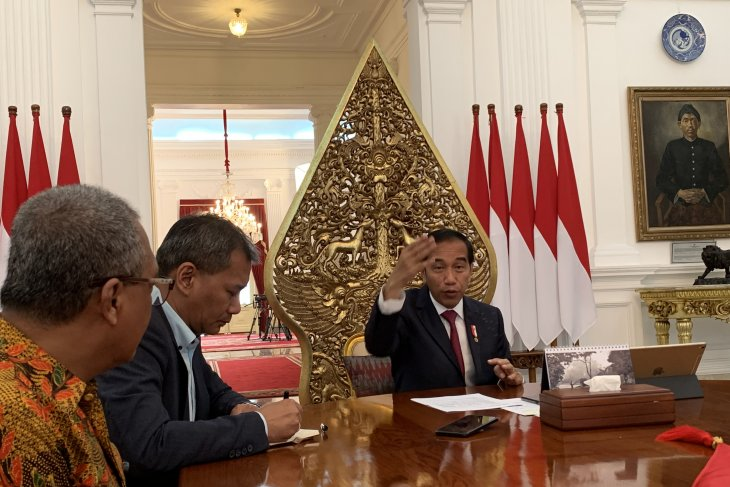 Jokowi janjikan perubahan besar di bidang pendidikan