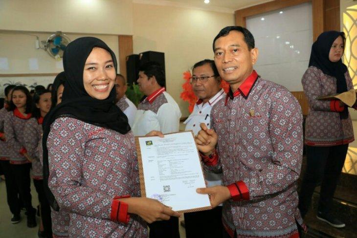 442 calon ASN di Simalungun terima SK pengangkatan