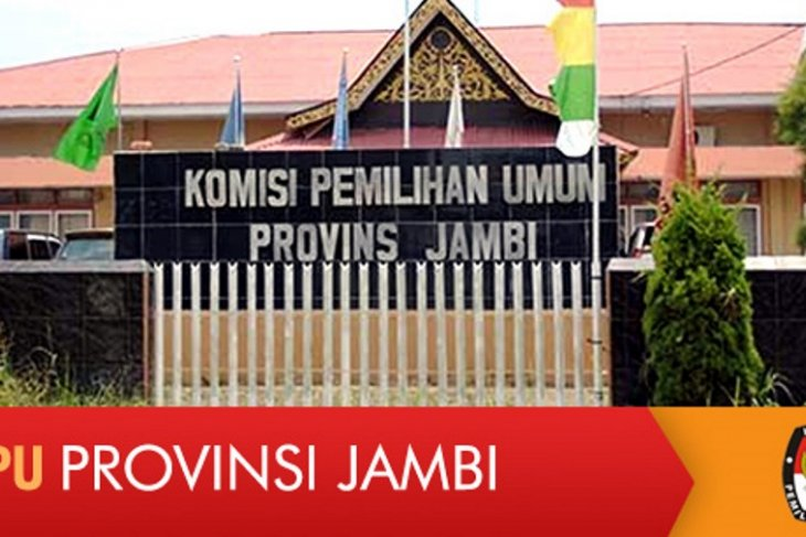 Materi gugatan sengketa Pilpres di Jambi hanya seputar DPT dan DPTb