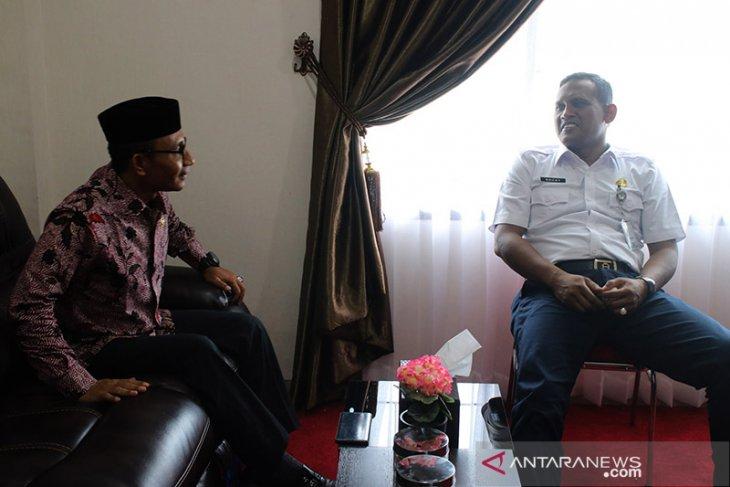 Haji Uma akan terus mengawal pembangunan di daerah