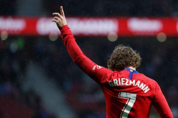 Griezmann berlabuh di Barcelona