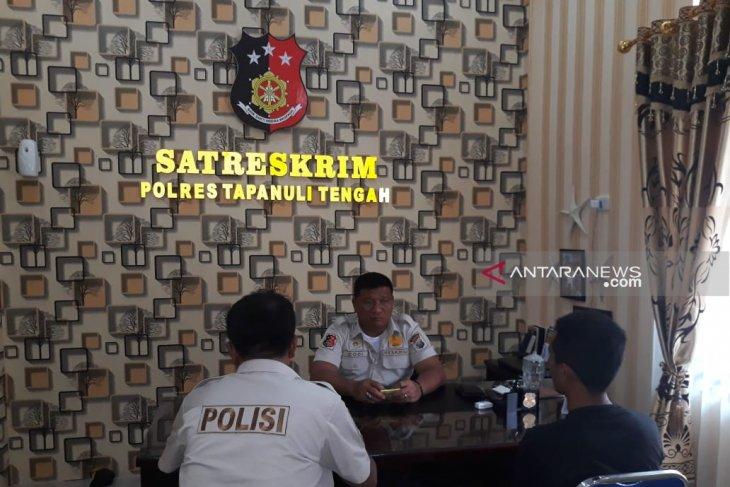NS pelaku pembunuh paman sendiri menyerahkan diri ke polisi
