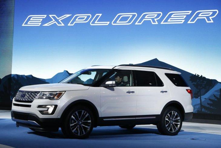 Ford recall 13 juta kendaraan  paling banyak SUV Explorer