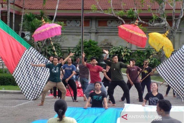 Polresta Denpasar amankan Pawai Pesta Kesenian Bali