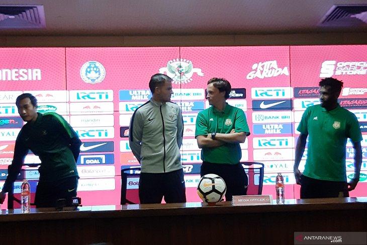 Simon isyaratkan Indonesia tetap gunakan formasi 3-4-3