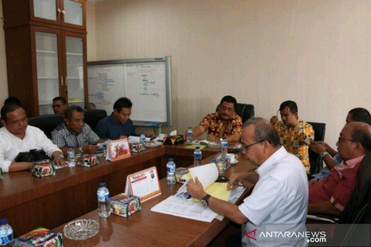 DPRD Sumut sebut secara umum pekerjaan provinsi di Tapsel sudah baik