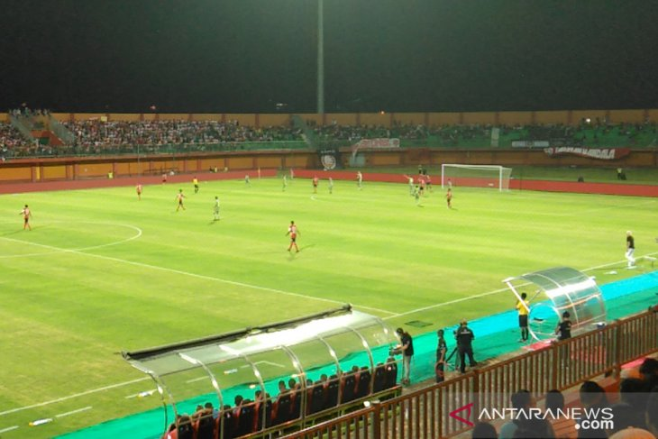 Madura United jalani empat kali pertandingan setelah libur Lebaran