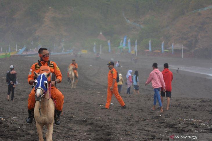 Patroli kuda tim SAR