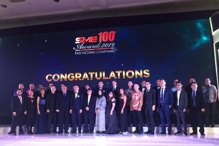 29 UKM Indonesia raih penghargaan bergengsi perkembangan bisnis terpesat
