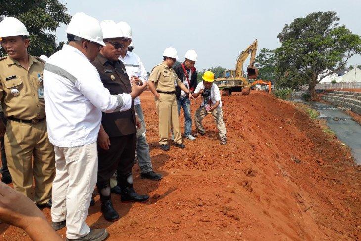 Pembangunan  alun-alun Kota Depok tahap kedua dimulai
