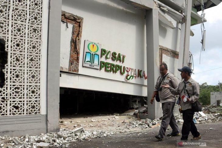 Kemen-PUPR rekomendasi soal robohnya bangunan di kampus IAIN Ambon