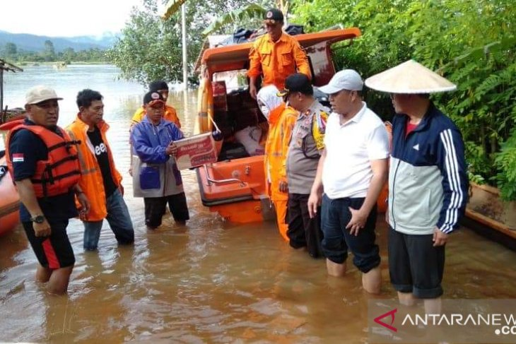 Flood-hit SE Sulawesi's forests need to be restored: BNPB
