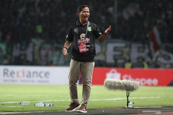 Djanur puji semangat juang pemainnya saat kalahkan Borneo