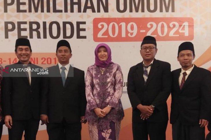 Nur Syamsi terpilih kembali pimpin KPU Kota Surabaya