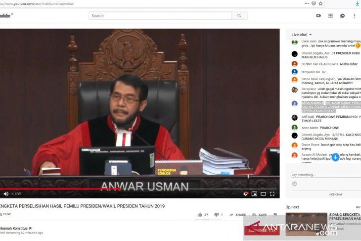 Denny Indrayana: keliru tautan berita bukan alat bukti