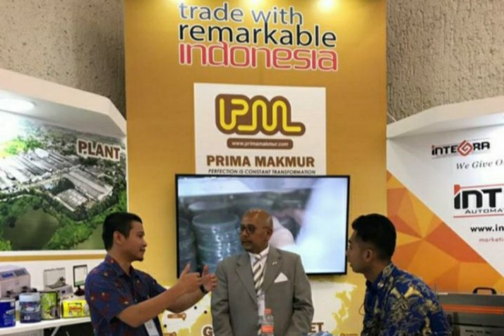 Indonesia's robotic automation products compete in Mexican market