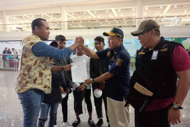Empat nelayan  Indonesia dipulangkan dari Australia