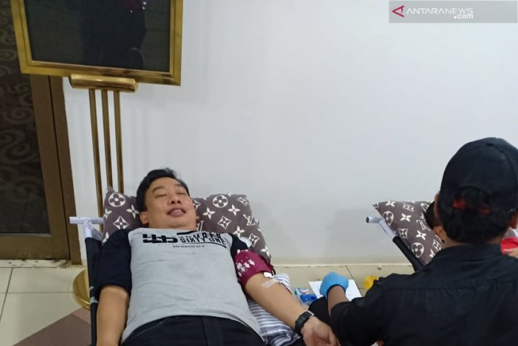 Tanah Bumbu hospital needs blood 300 bags each month
